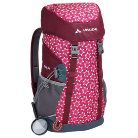 VAUDE Puck 14 Backpack Children pink/red
